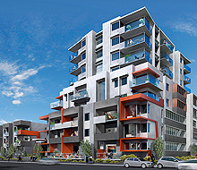 Felix Apartments – Garfield St, Richmond